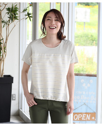 【MADE IN JAPAN】スケルトンボーダーTシャツ