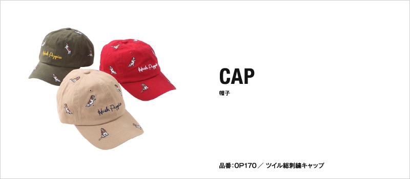Cap 帽子