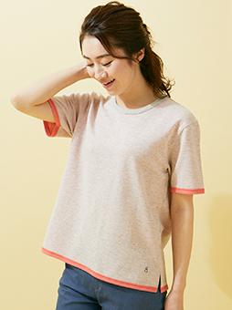 リバークルーTシャツ