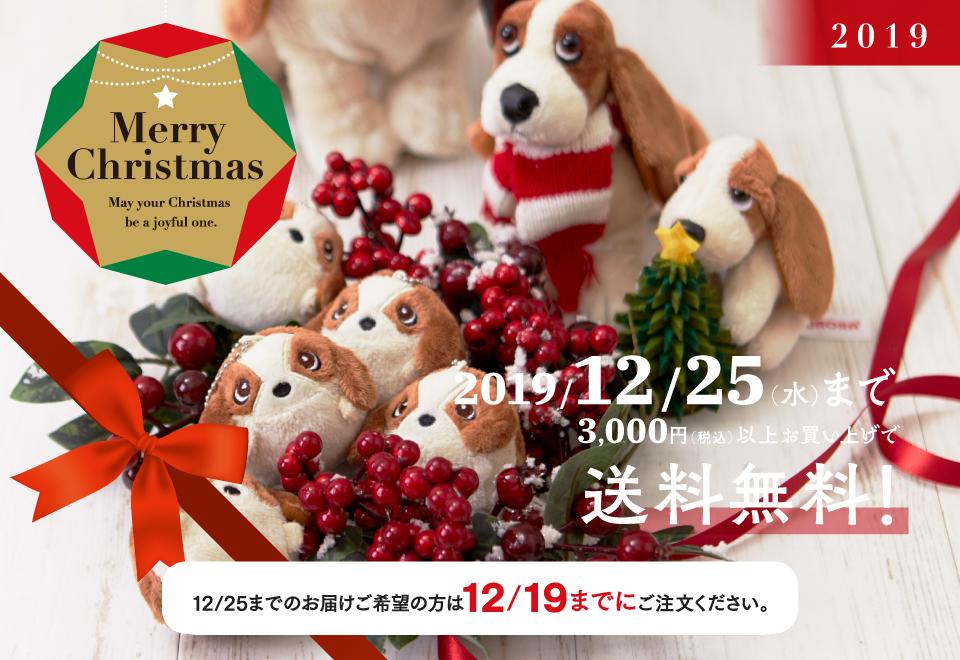 クリスマスフェアは12/24まで 3,000円以上お買い上げで送料無料! 12/24までにお届けご希望の方は12/19までにご注文ください