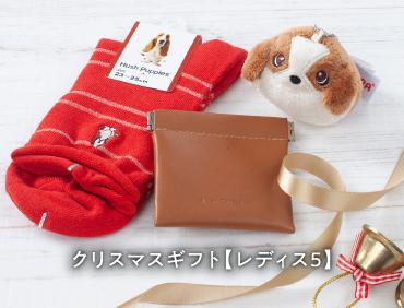 【WEB限定】クリスマスギフト(レディス5)