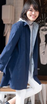 """【Vol,112】寒暖差や気分に合わせて使い分け!春コーデの強い味方""""アンサンブルジャケット"""""""