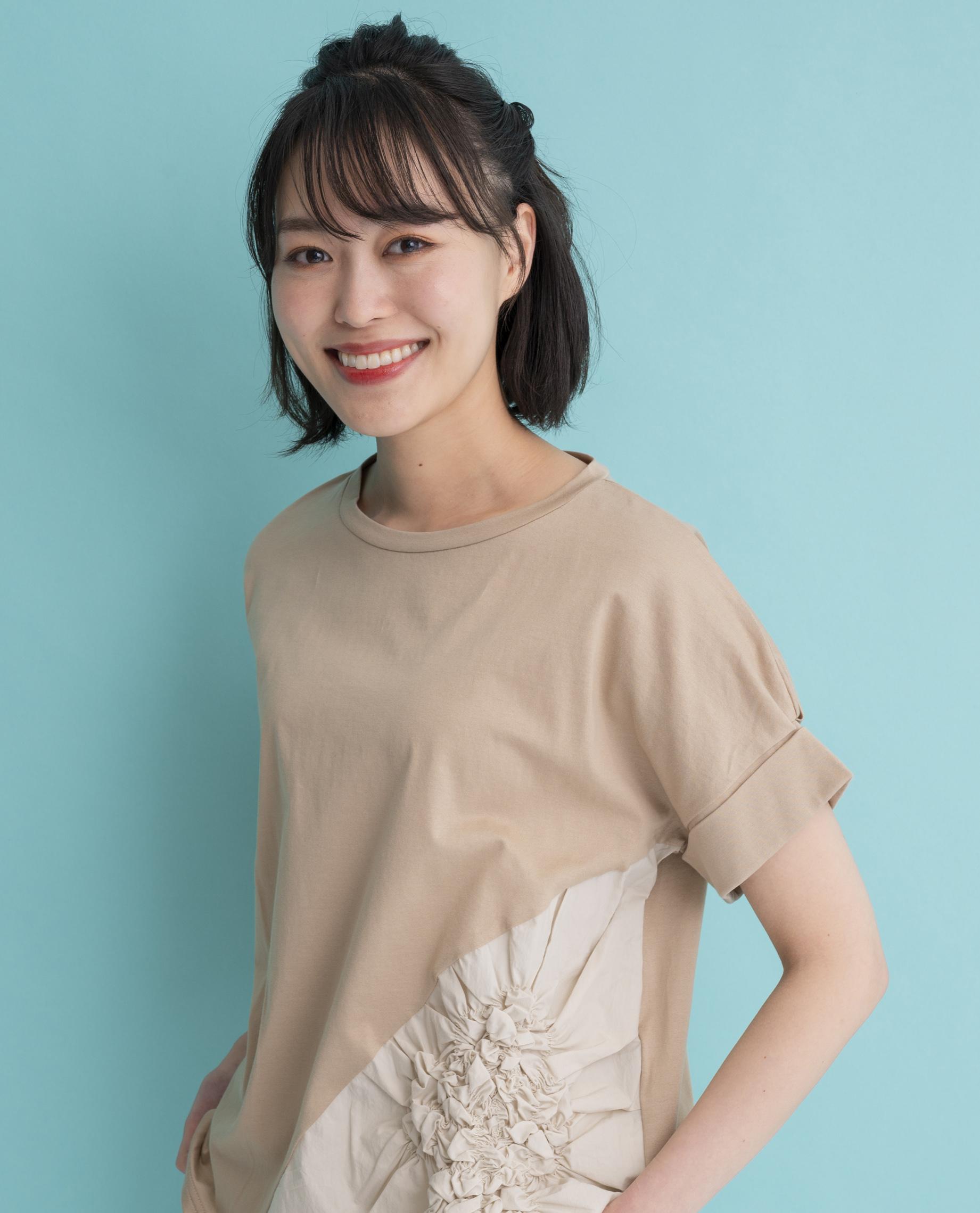 デザインシャーリング加工Tシャツ