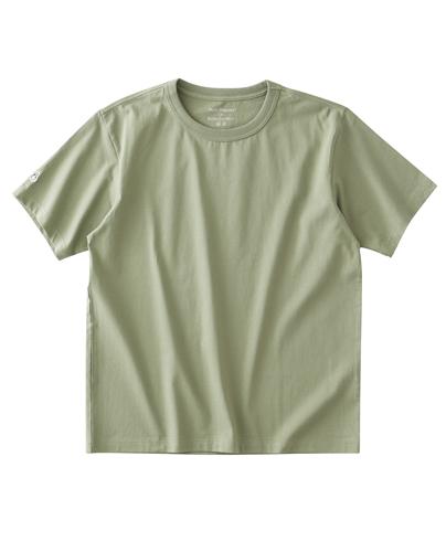機能付き天竺Tシャツ